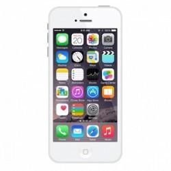 APPLE IPHONE 5 16GB - SORT - INCL. LADER & KABEL - (BRUGT) GRADE B