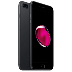 Apple iPhone 7 128GB Sort (HELT NY)-Incl. lader & headset