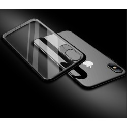 Apple iPhone X USAMS Anti-drop TPU Hybrid Cover