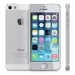Apple iPhone 5S 16GB (Sølv) - Grade B