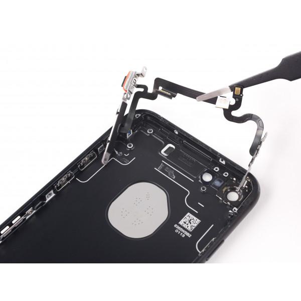 Apple iPhone 8 Tænd Sluk Knap Med Volume og Lydløs Knap Udskiftning