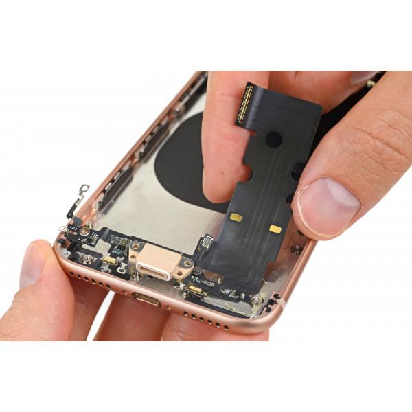 Apple iPhone 8 Plus Lade stik Udskiftning