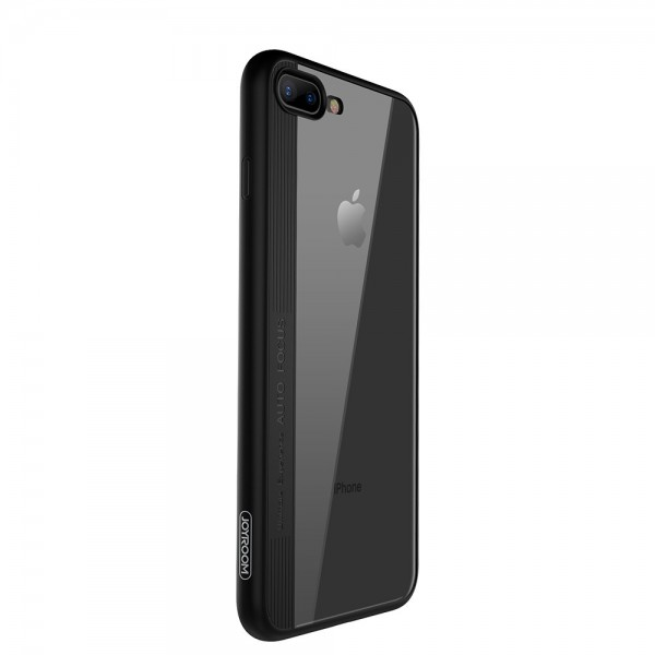 iPhone 8/7 Plus JOYROOM Phantom Series Acrylic + TPU Cover Sort