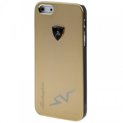 Lamborghini Metal Cover  til iPhone 5/5S - Cooper