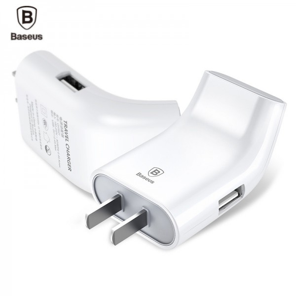 BASEUS Curve Dual U Oplader (US)