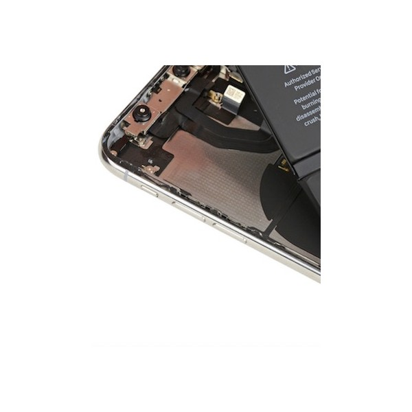 iPhone X Tænd / Sluk Knap Flex Kabel Reparation