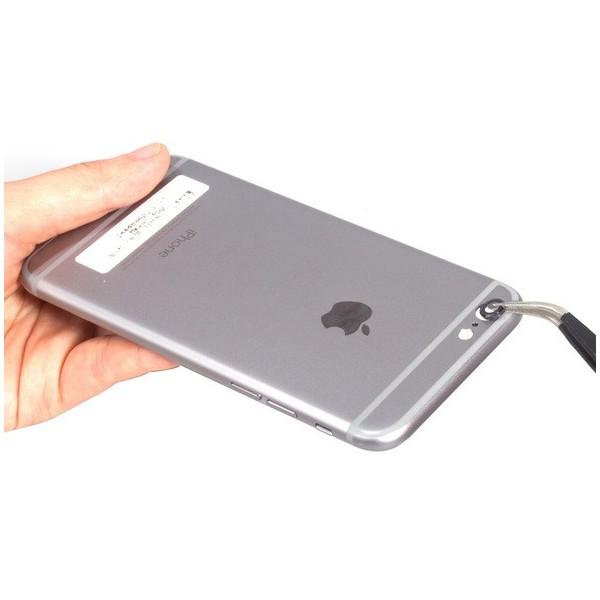 iPhone 6 Udskiftning LCD Display inkl. Touch Skærm (Sort)