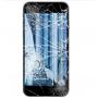 Apple iPhone 6S Plus LCD samt Touch Glas Udskiftning Sort