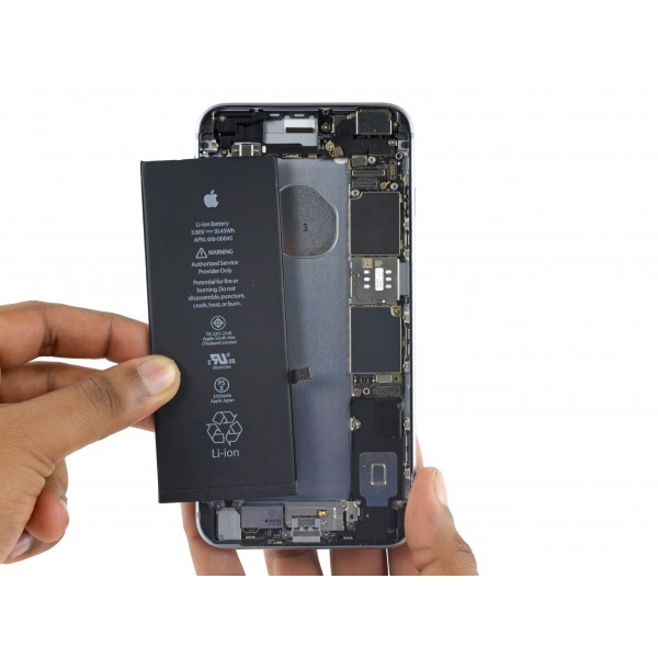 Apple iPhone 7 Batteri Udskiftning