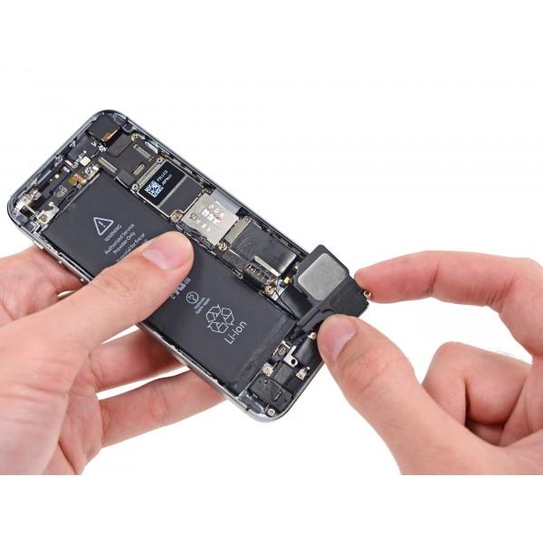 iPhone SE Bund/music højtaler Udskiftning