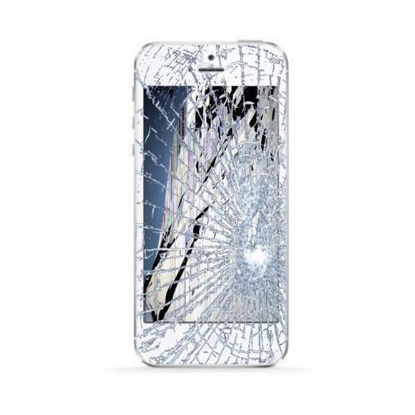 iPhone SE LCD & Touch Glas Udskiftning Refurbished