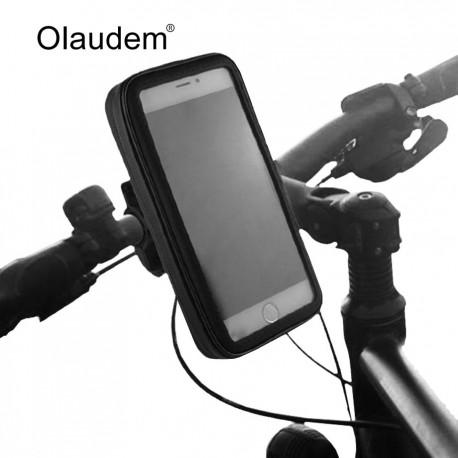 iMount Universal 360 Graders Cykelholder Til Smartphones Size XL
