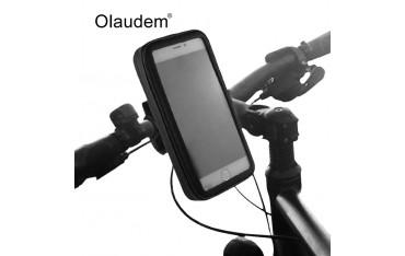 Universal 360 Graders Bike/Cykelholder Til Smartphones Size L