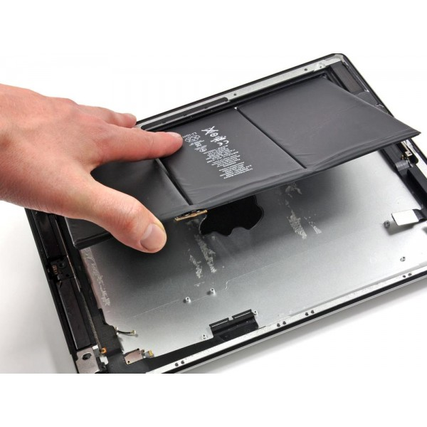 Udskiftning af iPad 3 Glas incl Touch Skærm - Hvid