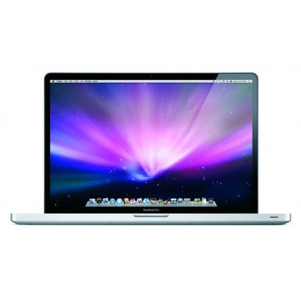 "Apple MacBook Pro 17"" - i7 - late2011 - 2.66 Ghz - 16 GB RAM - 500 GB SSD - Grade A"