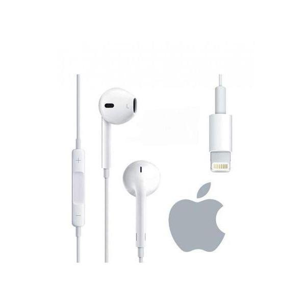 Apple Originalt EarPods med Lightning-stik (MMTN2ZM/A) - Hvid