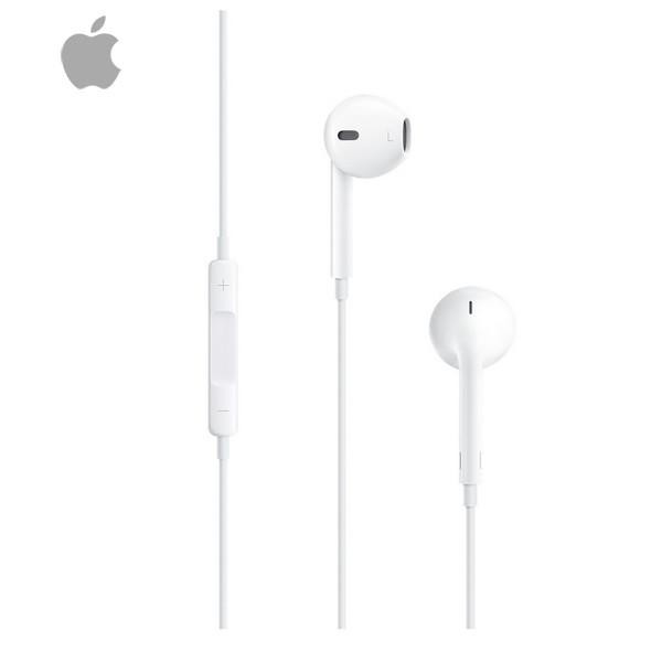 Apple Earpods med Fjernbetjening og Microfon til iPhone 5/4S/4, iPad, iPod Touch/Nano/Classic