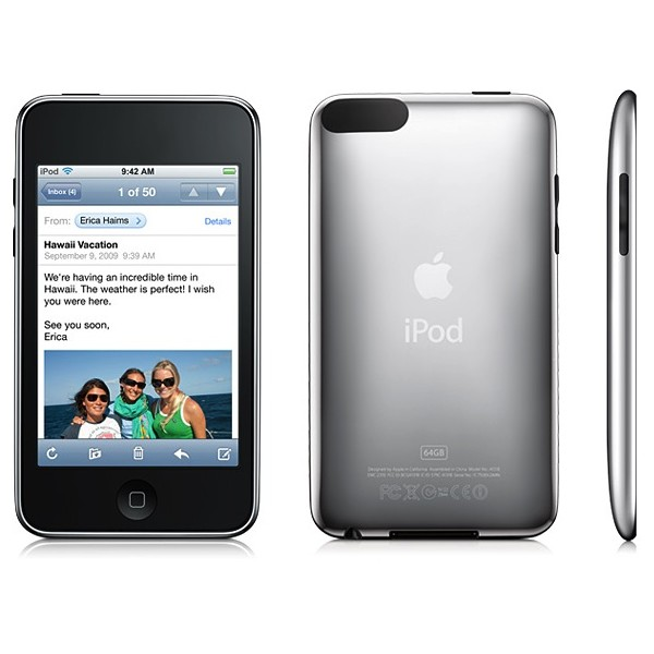 Apple iPod Touch 8GB 3rd Generation Black Grade A