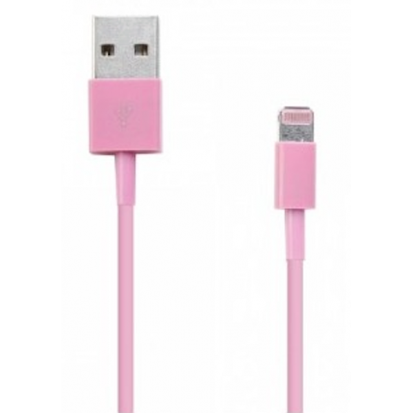8 PIN Lightning USB Datakabel - 1 M - Orange