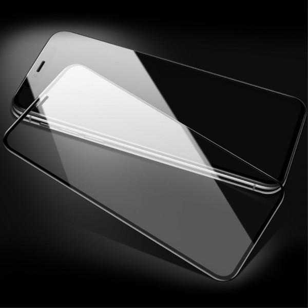 iPhone XS MAX MOCOLO Beskyttelsesglas - Sort