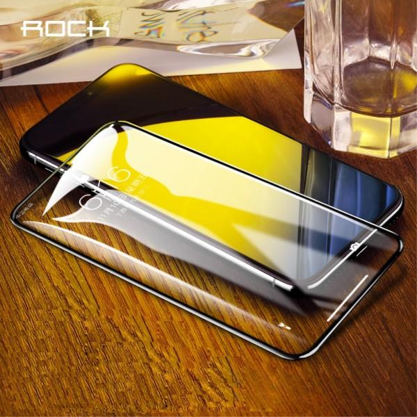iPhone XS MAX ROCK 7D Beskyttelsesglas