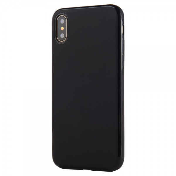 iPhone XR SULADA Magnetisk TPU Cover - Sort