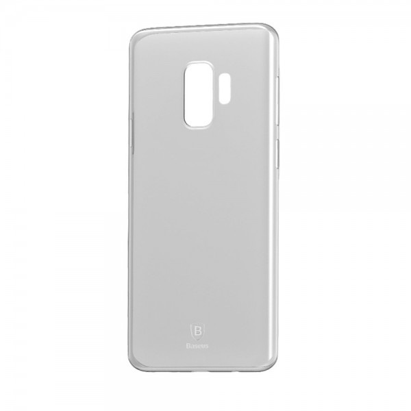 Samsung S9 BASEUS Ultra Thin Matte TPU Cover - Gennemsigtig