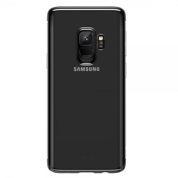 Samsung Galaxy S9 BASEUS Armor Hybrid TPU Cover - Sort