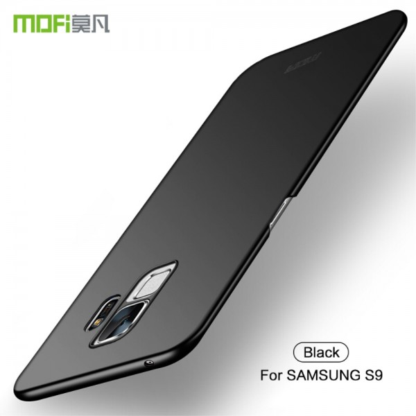 Samsung Galaxy S9 MOFI Tynd Cover - Sort