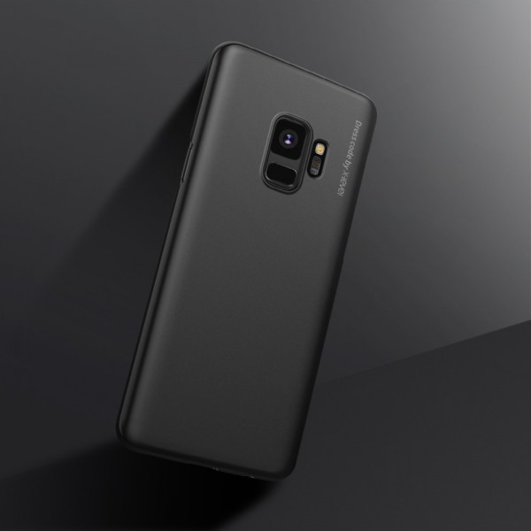 Samsung Galaxy S9  X-LEVEL Knight Series TPU Cover - Sort