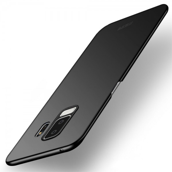 Samsung Galaxy S9 Plus MOFI Tynd TPU Cover - Sort