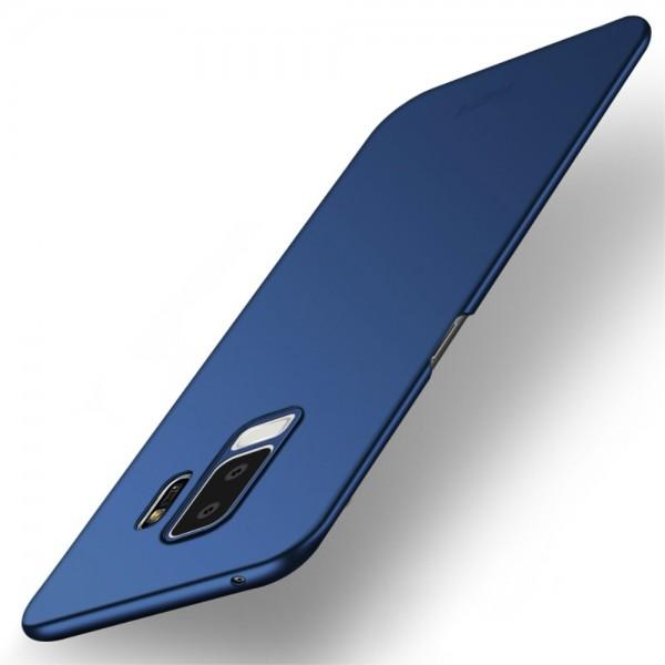 Samsung Galaxy S9 Plus MOFI Tynd TPU Cover - Blå