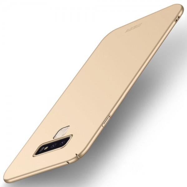 Samsung Galaxy Note 9 MOFI Tynd TPU Cover - Guld