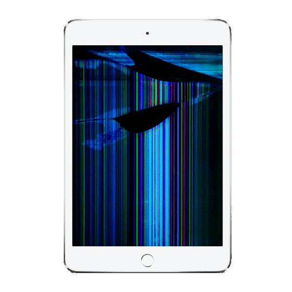 """iPad Pro 12,9"""" (1 Gen) LCD & Touch Skærm Udskiftning - HVID"""