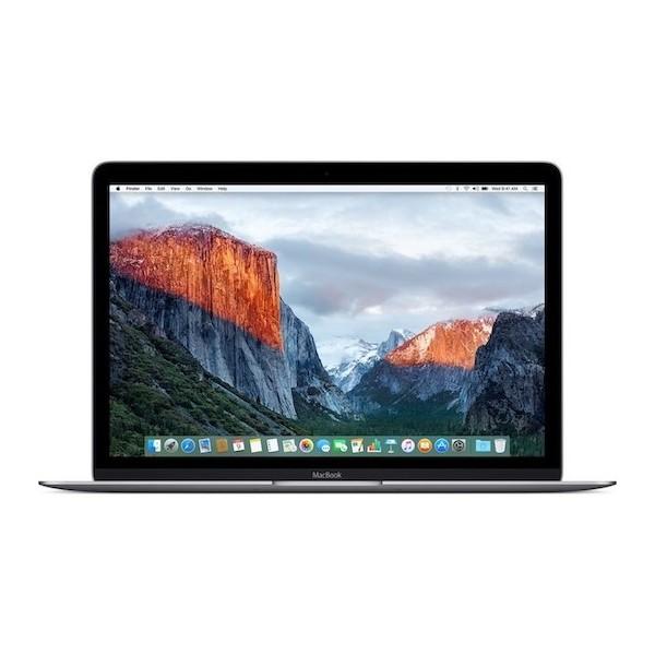 "Apple MacBook 12"" - 1,2 Ghz - 8 GB RAM - 256 GB SSD - Space grey - Demo(Grade A)"