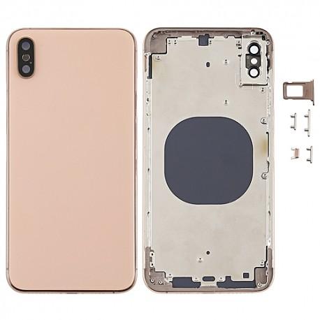 iPhone XS Bagside inkl Ramme og Glas Udskiftning