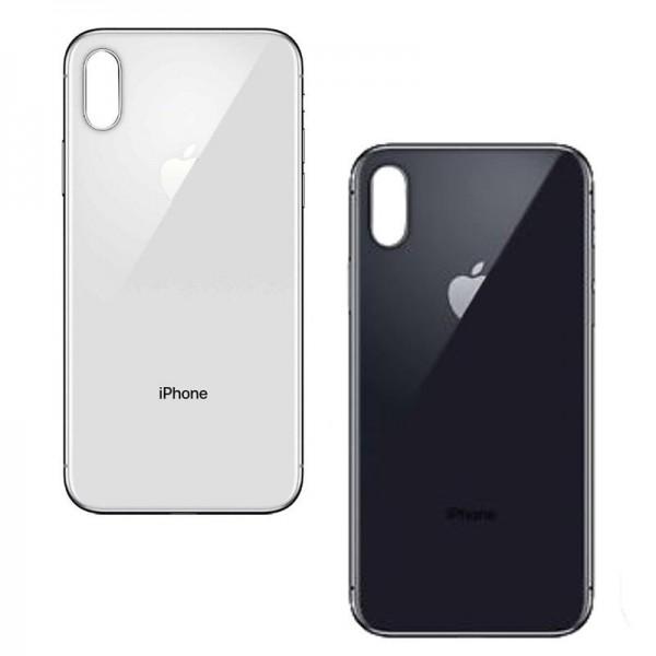 iPhone XS Max Bagside inkl Ramme og Glas