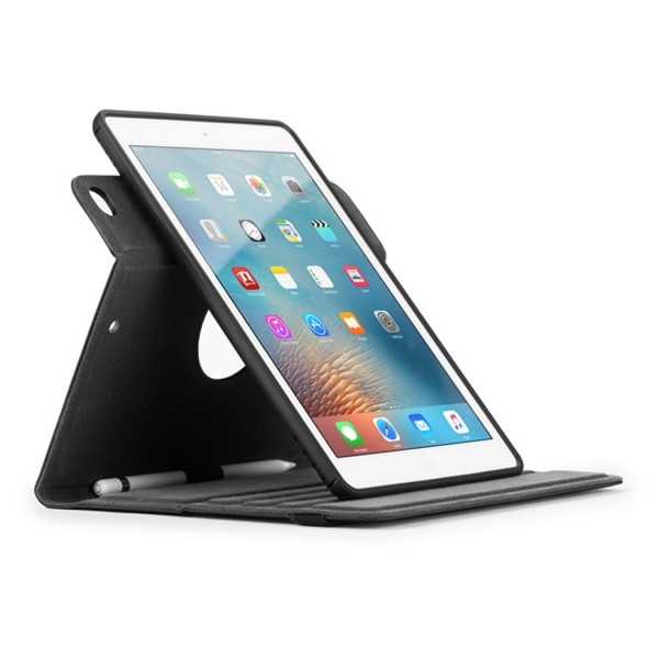 "TARGUS VersaVu™ Cover Etui 9.7"" til iPad Pro / iPad Air 2 / iPad Air - Sort"