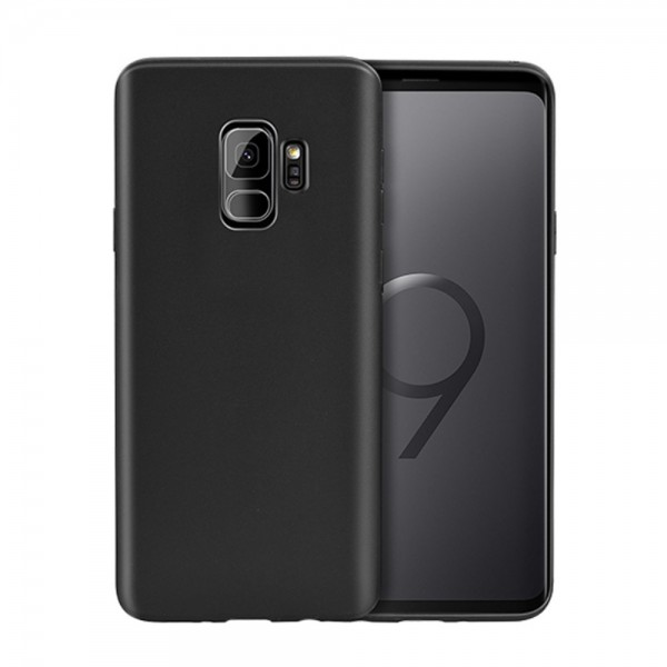 Samsung Galaxy S9 HOCO Matte TPU Drop-proof Cover - Sort