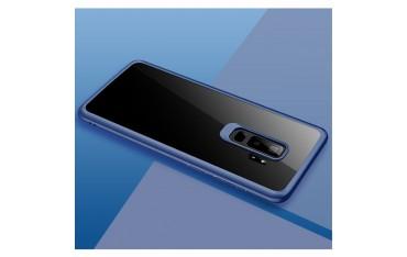 Samsung Galaxy S9+ ROCK Ultra-thin TPU Clear Cover Blå