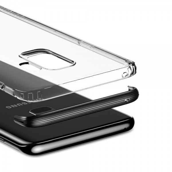 Samsung Galaxy S9+ BASEUS Armor Protection Hybrid Cover (PC+TPU) Sort