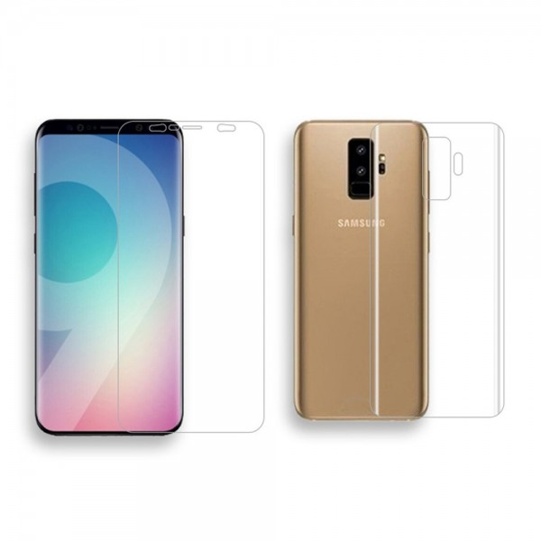 Samsung Galaxy S9 ANGIBABE Front - Back Beskyttelsesfilm
