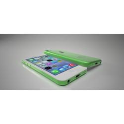 Udskiftning af iPhone 5C Bagcover (Grøn)