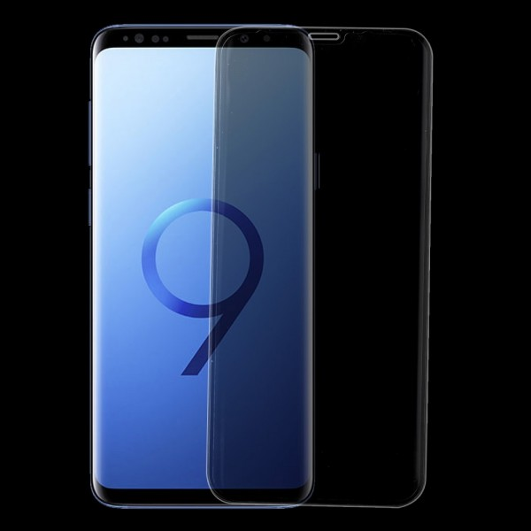 Samsung Galaxy S9+ Full Coverage Beskyttelsesglas