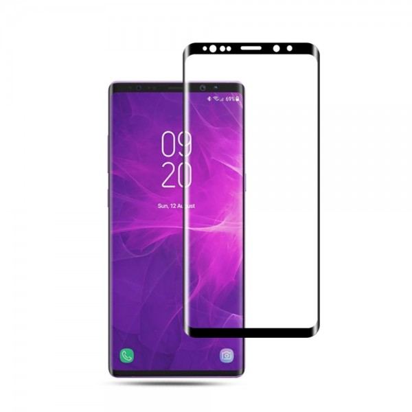 Samsung Galaxy Note 9 AMORUS Full Size Beskyttelsesglas