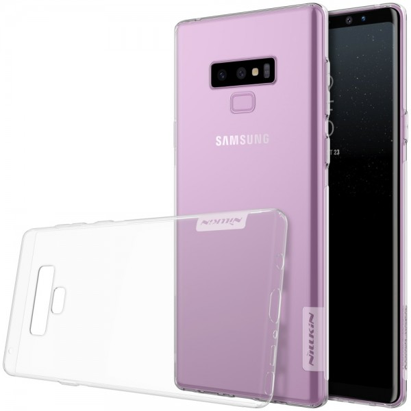 Samsung Galaxy Note 9 NILLKIN 0.6mm Soft TPU Cover Hvid