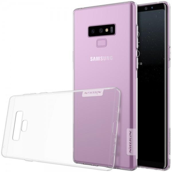 Samsung Galaxy Note 9 NILLKIN 0.6mm Soft TPU Cover Hvid