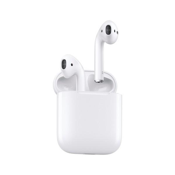 Airpods Høretelefoner - Trådløse m. Bluetooth - Hvid