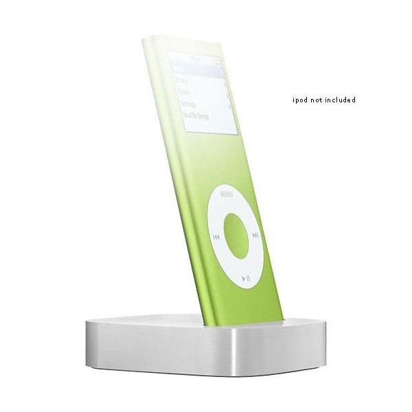 Apple iPod Nano Dock – 2nd Generation - Hvid