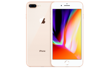 Apple iPhone 8 Plus 64GB - Guld (Grade A)